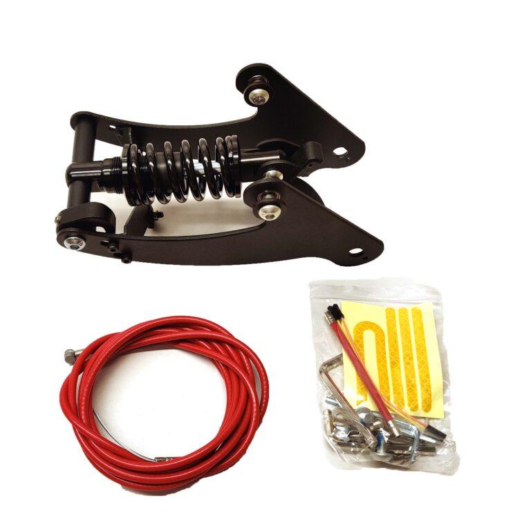 galinis amortizatorius M365 Pro ir Pro 2 paspirtukams 1