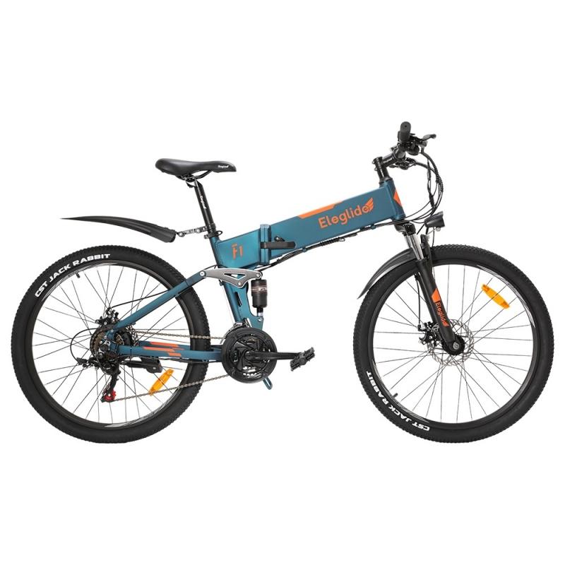 eleglide f1elektrinis sulankstomas dviratis